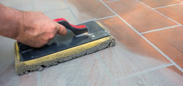 Toronto Grout Colour Sealing