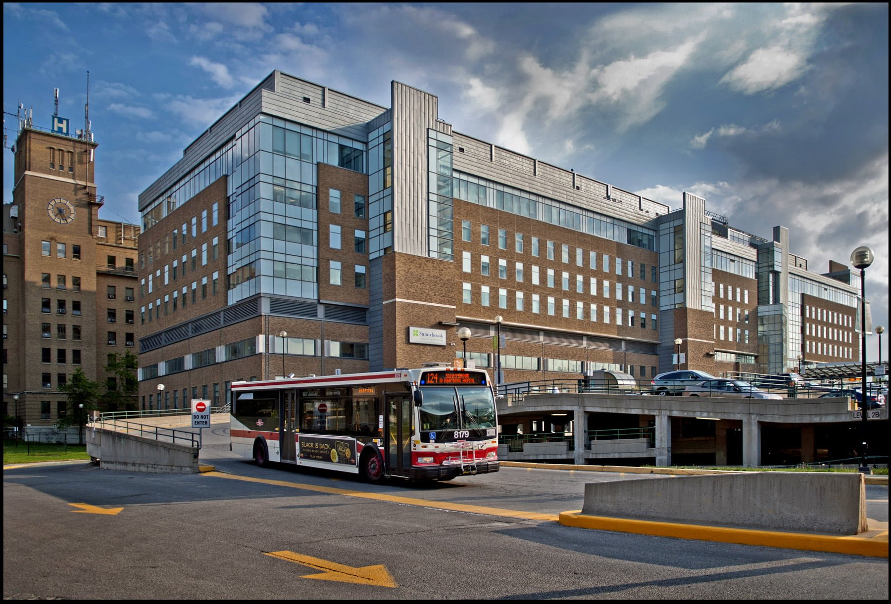 Toronto cleaning services -Sunnybrook Hospital