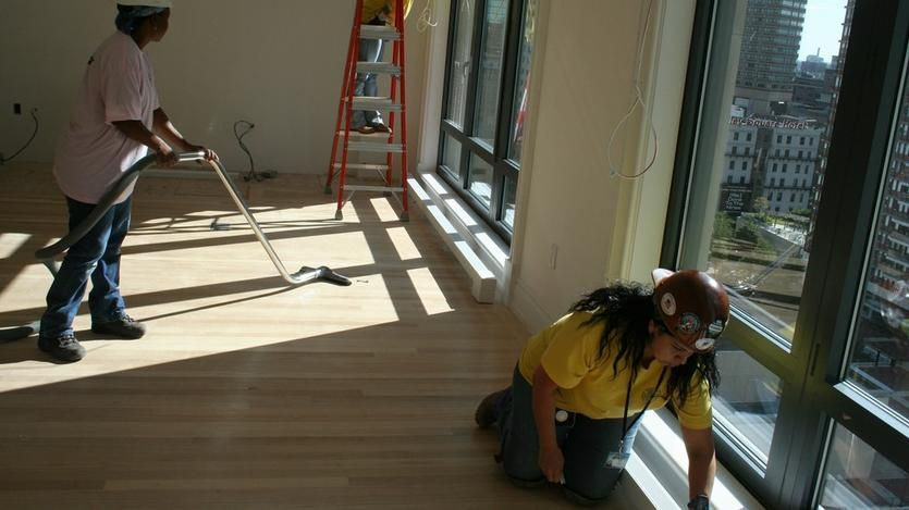 Residential Construction Cleaning (2)